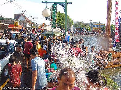 เชียงใหม่ - chiang mai - สงกรานต์ - songkran festival (thai new year) - thailand, chiang mai, soaked, songkran, thai new year, wading, water festival, wet, ประเทศไทย, สงกรานต์, เชียงใหม่