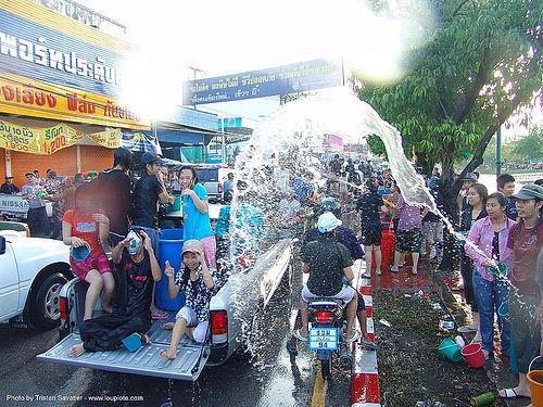 เชียงใหม่ - chiang mai - สงกรานต์ - songkran festival (thai new year) - thailand, chiang mai, soaked, songkran, thai new year, water festival, wet, ประเทศไทย, สงกรานต์, เชียงใหม่