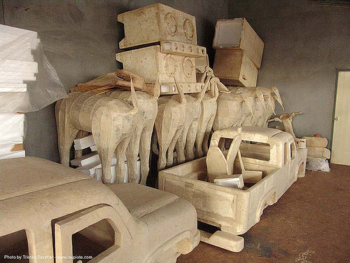 "chinese funeral paper offerings, appliances, cars, funeral, kitchen stoves, paper mache, paper offerings, papier-mache, papier-mâché, taoist paper effigies, traditional chinese funerals, zaat"", ประเทศไทย, ""zi"