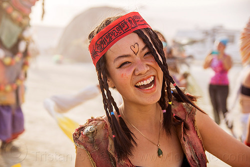 chinese girl - mazu crew - burning man 2016, burning man, mazu camp