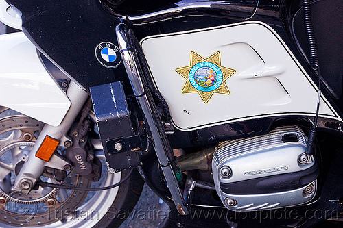 CHP BMW R1200, bmw, california highway patrol, chp, engine, law enforcement, motor cop, motor officer, motorcycle police, parked, r1200, r1200rt-p
