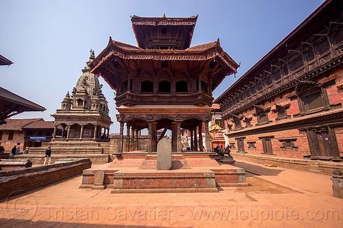 chyasilin mandap - vatsala durga - bhaktapur durbar square (nepal), bhaktapur, durbar square, hindu temple, hinduism, temples, vatsala durga