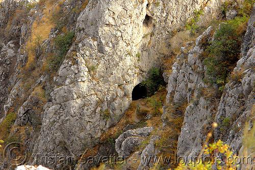 cilanbolu tunnel mouth (amasya), adit, amaseia, archaeology, cave, cilanbolu cistern, entrance, mağara, mağarası'nda, mountain, tüneli, water cistern, water well