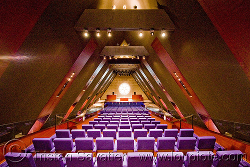 collège des bernardins - auditorium - monastery (paris), architecture, cistercian, collège des bernardins, modern