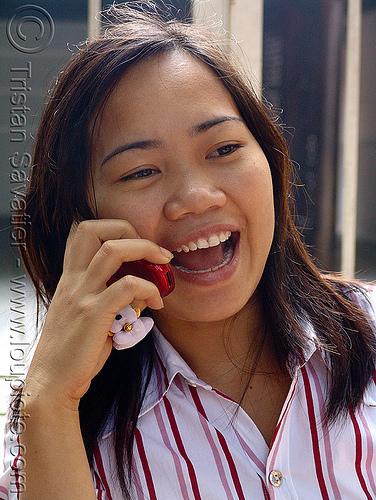 Đặng thị kim hoa - vietnam, asian woman, cellphone, đặng thị kim hoa