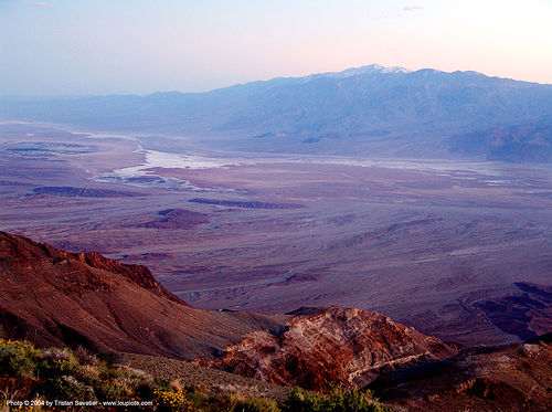death-valley-from-chloride-cliffs, chloride cliff, chloride ghost town, death valley, desert