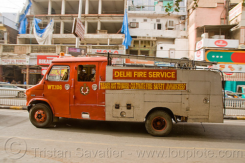 delhi fire service - fire department - delhi (india), delhi, fire department, fire engine, fire service, fire truck, firefighters, india, lorry