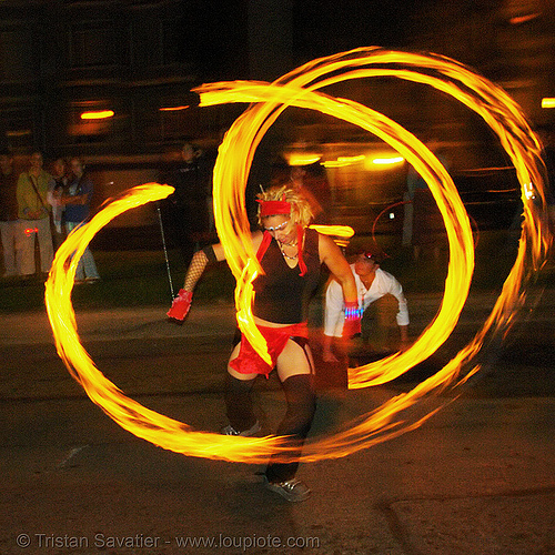 rising, fire dancer, fire dancing, fire performer, fire poi, fire spinning, flames, long exposure, march of light, night, pyronauts, rising, spinning fire