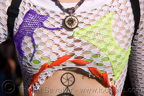 fishnet clothing - kandi kid, breasts, fashion, festival, fishnet clothing, kandi kid, kandi raver, love fest, lovevolution, plur, raver outfits, woman, zoey