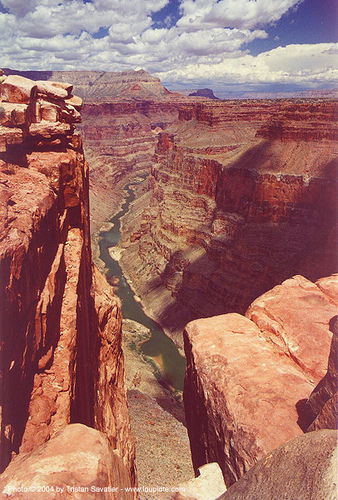 grand canyon - toroweap overlook, arizona, cliffs, grand canyon, north rim, river, saddle horse canyon, toroweap overlook, tuweep
