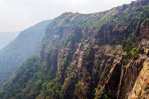 high cliffs near cherrapunji - east khasi hills (india), cherrapunjee, cherrapunji, cliff, east khasi hills, india, meghalaya, mountains, sohra
