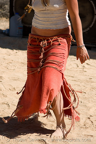 hippie skirt - her name is maddie, dancing, desert party, hippie, maddie, psy trance, rave party, woman