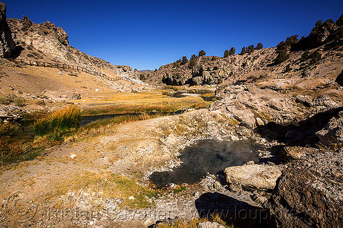 hot creek (california), california, eastern sierra, hot creek, hot springs, long valley caldera, mammoth lakes, river