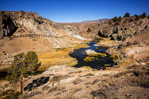 hot creek (california), eastern sierra, hot springs, long valley caldera, mammoth, mammoth lakes, river, water