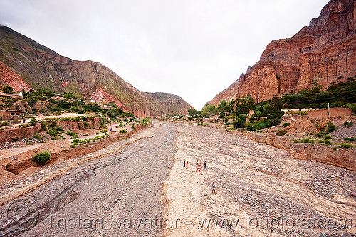 iruya valley (argentina), iruya, mountains, noroeste argentino, quebrada de humahuaca, river bed, trekking, valley