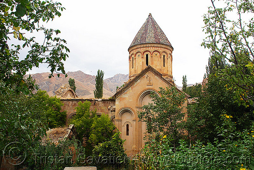 Işhan monastery - georgian church ruin (turkey), byzantine architecture, georgian church, ishan monastery, işhan church, orthodox christian, religion, ruins