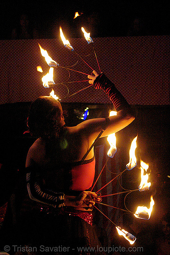 "jaden ""la rosa"" eating fire - LSD fuego, bohemian carnival, eating fire, fire dancer, fire dancing, fire eater, fire eating, fire fans, fire performer, fire spinning, flames, jaden, los sueños del fuego, lsd fuego, night, spinning fire"