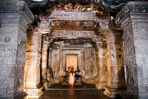 kailash temple - monolithic hindu temple - ellora caves (india), ellora caves, hindu temple, hinduism, india, kailash temple, monolithic, rock-cut, कैलास मन्दिर
