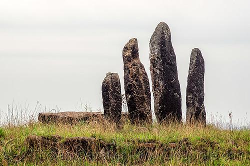 khasi menhirs - memorial stones (india), archaeology, cenotaph, east khasi hills, megaliths, meghalaya, memorial stones, menhirs, monoliths, standing stones