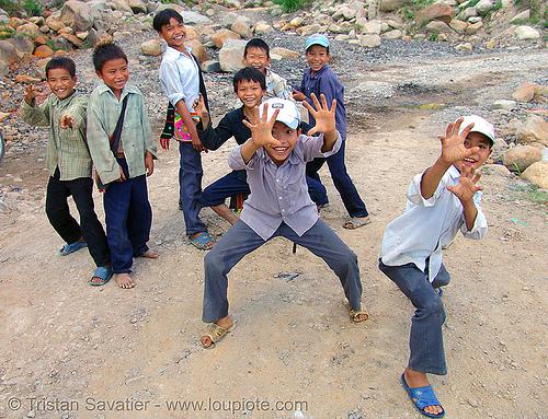 kids - vietnam, boys, children, kids