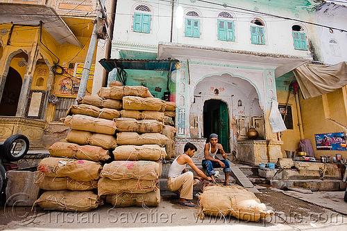 jaipur (india), jaipur, street