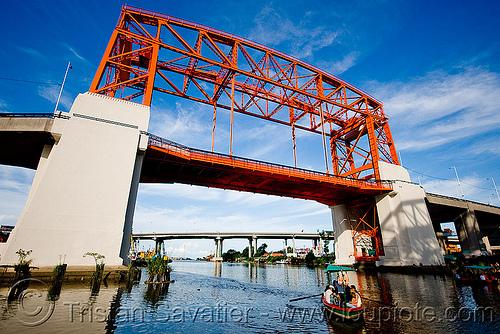 lift bridge, buenos aires, la boca, metal, movable bridge, puente nicolas avellaneda, puente nicolás avellaneda, riachuelo, río la matanza, río matanza, steel, truss, vertical lift bridge, water