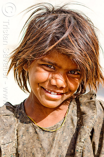 little girl (india), child, kid, little girl