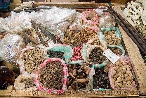 medicinal plants market (laos), market, medicinal herbs, medicinal plants