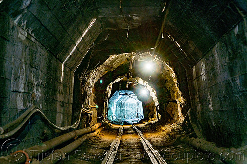 mine tunnel - balatoc mines (philippines), balatoc mines, gold mine, mine tunnel, philippines, underground mine