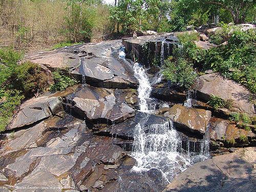 น้ำตกชาติตระการ - namtok chat trakan - pakrong waterfall - thailand, cascade, falls, nam tok chat trakan, namtok, pakrong, water, waterfall, น้ำตกชาติตระการ, ประเทศไทย