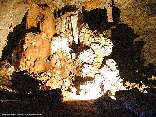 natural cave formations - thailand, cave formations, caver, caving, concretions, natural cave, speleothems, spelunker, spelunking, thailand