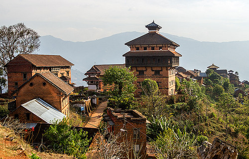nuwakot palace (nepal), nuwakot durbar, saat taale durbar