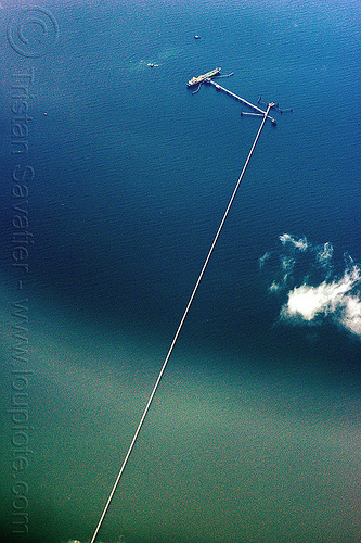 offshore oil pipeline, aerial photo, brunei, cargo ship, industrial, ocean, offshore oil pipeline, offshore pipeline, oil tanker ship, sea