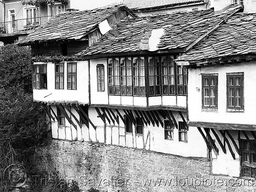 old houses in troyan - Трявна (bulgaria), old houses, troyan, tryavna, трявна