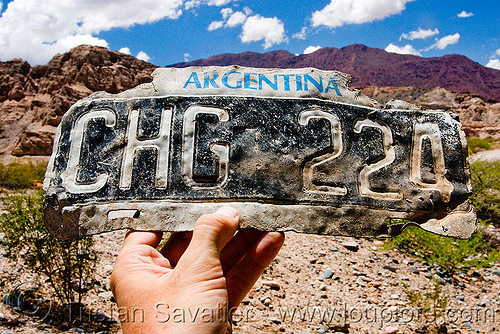 old license plate (argentina), 224, cafayate, calchaquí valley, chg, license plate, noroeste argentino, valles calchaquíes
