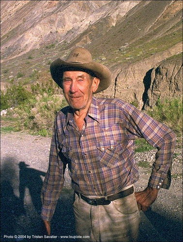 oldtimer, gold miner, old man, oldtimer, people, prospector, surprise canyon