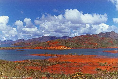 parc de la rivière bleue (new caledonia), new caledonia, nouvelle caledonie, nouvelle-calédonie, parc de riviere bleue, parc de rivière bleue, red earth