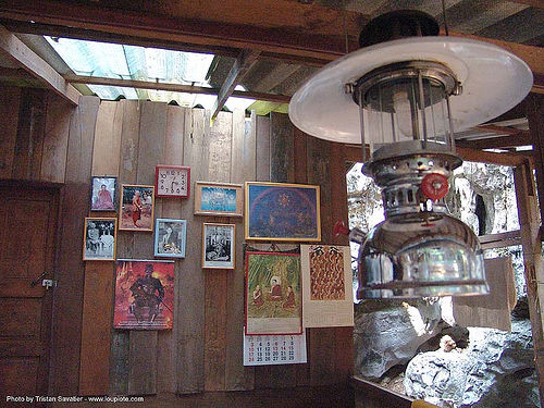 petrol lantern - thailand, ban mueang na, lamp, petrol lamp, ประเทศไทย