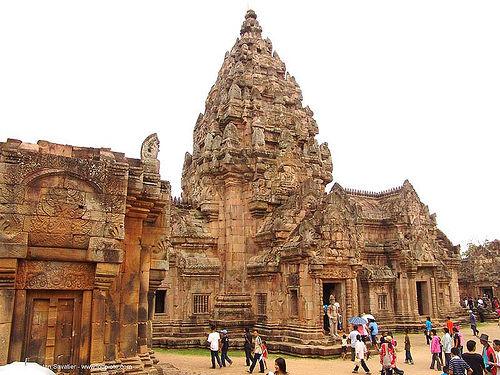 ปราสาทหินพนมรุ้ง - phanom rung festival - thailand, phanom rung festival, temple, ประเทศไทย, ปราสาทหินพนมรุ้ง