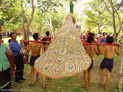 ปราสาทหินพนมรุ้ง - phanom rung festival - thailand, bird, carnival float, peacock, phanom rung festival, ประเทศไทย, ปราสาทหินพนมรุ้ง