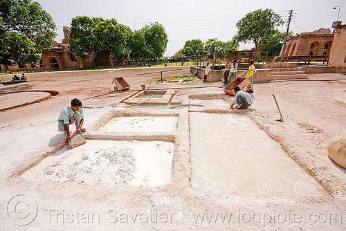 pools to prepare lime - mandu (india), india, lime, mandav, mandu, pools