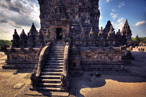 prambanan - shiva temple, archaeology, candi prambanan, hindu temple, hinduism, java, jogja, jogjakarta, ruins, trimurti, yogyakarta