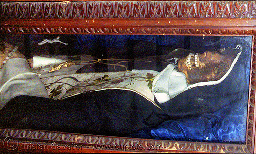 preserved body of a saint (napoli, italy), body, cadaver, christian relics, corpse, dead, holy relics, human remains, incorrupt, man, mummified, mummy, naples, napoli, preserved, sacred, saint