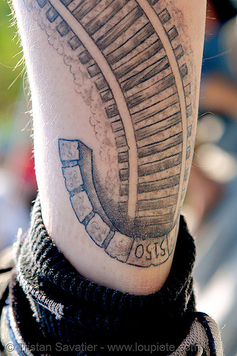 San Francisco Tattoo