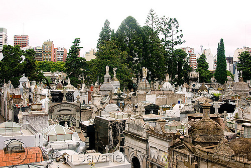recoleta cemetery (buenos aires), graveyard, tombs