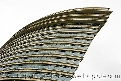 """republica"" building by cesar pelli - puerto madero (buenos aires), architecture, high-rise, republica building, tower"