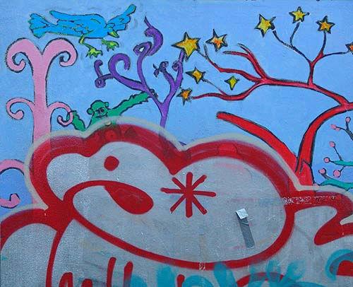 ribity graffiti
