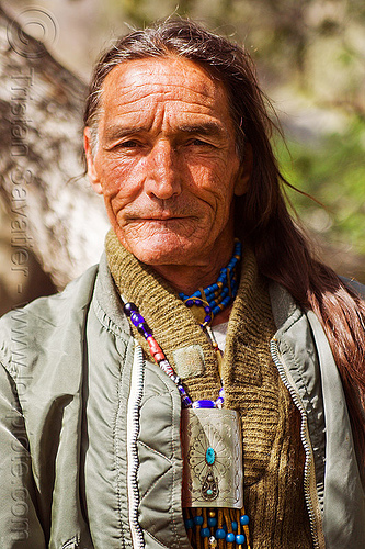 richard lonewolf - native american man, man, native american, richard lonewolf