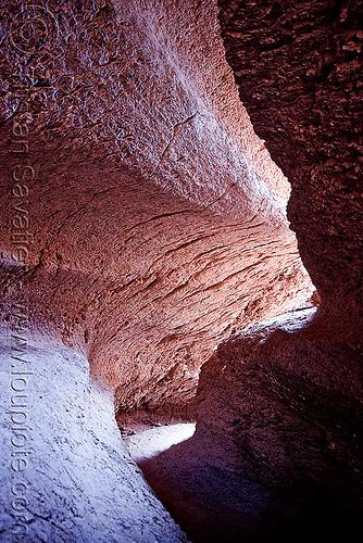 rock salt cave - valle de la luna (chile), chile, natural cave, river cave, rock salt, salt cave, san pedro de atacama, underground river, valle de la luna