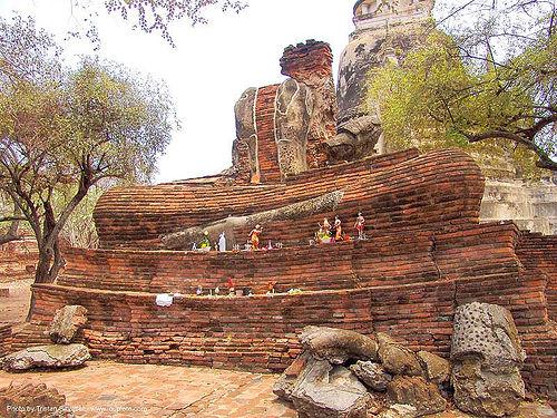พระพุทธรูป - ruin of buddha statue - อุทยาน ประวัติศาสตร์ สุโขทัย - เมือง เก่า สุโขทัย - sukhothai - thailand, bricks, buddha image, buddha statue, buddhism, buddhist temple, cross-legged, ruins, sculpture, sukhothai, wat, ประเทศไทย, พระพุทธรูป, อุทยาน ประวัติศาสตร์ สุโขทัย, เมือง เก่า สุโขทัย